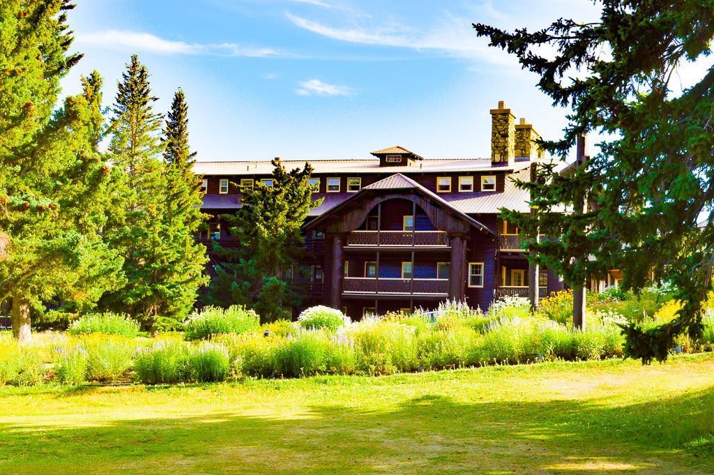 Glacier Lodge East
