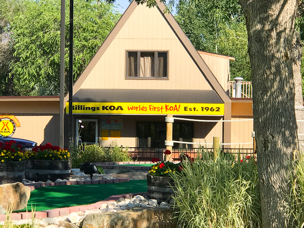 Billings KOA Montana