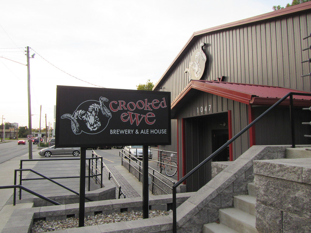The Crooked Ewe Brewery Ale House